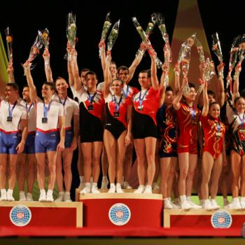 French Team Vice World Champion - Rodez 2010